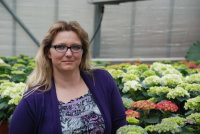 Alexandra Grasser Gärtnereimeisterin und Firmeninhaber